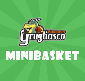 settore minibasket pallacanestro grugliasco