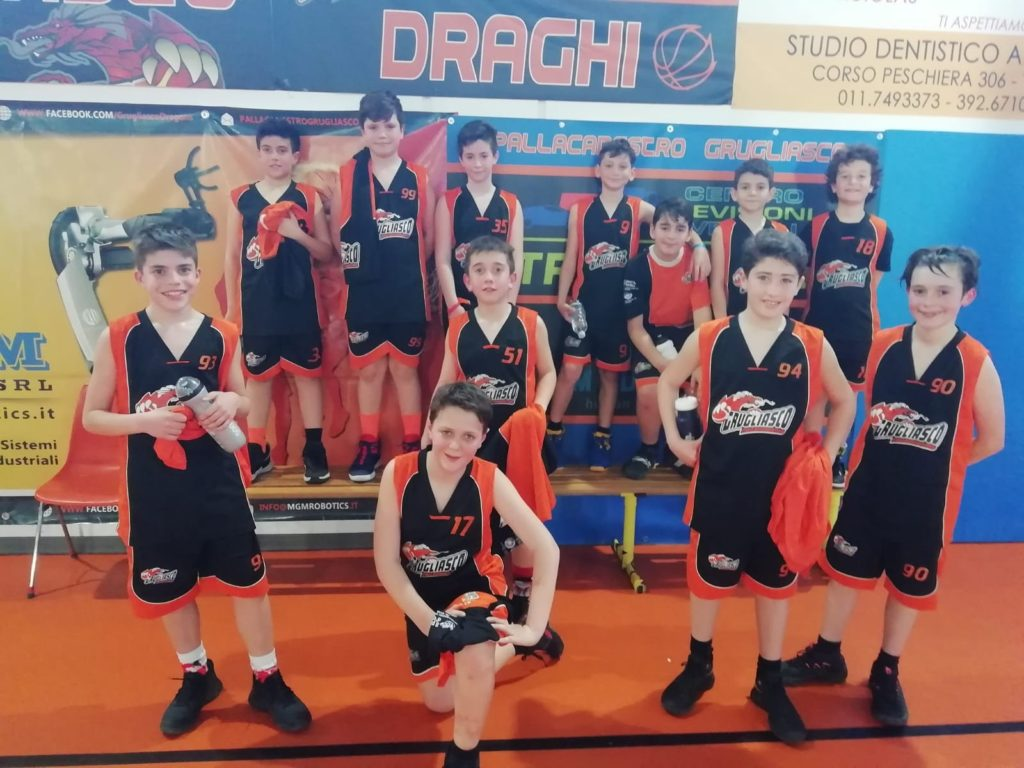 Under 13 Elite: Espugnato il PalaBallin