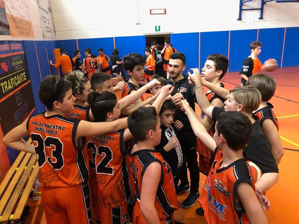 U13 CSI: Si riparte vincendo