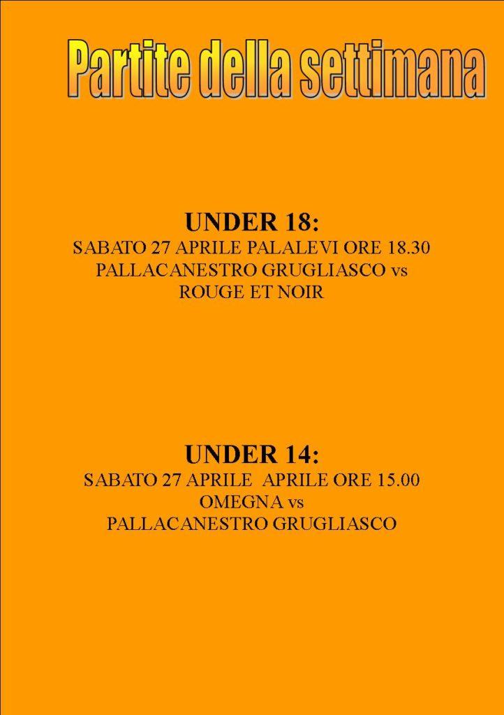 U13 Elite: Il racconto di Sportilia