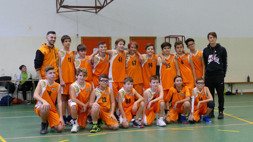 Nuova stagione per U13 Regionale